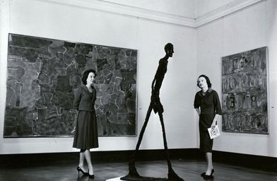Installation view, 1961 Carnegie International