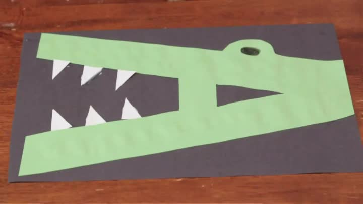 Easy Alligator Crafts for Preschoolers