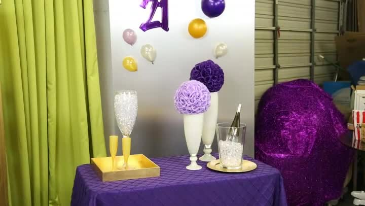 Video the decorations for hosting a 21st birthday party for 21st birthday decoration ideas for girls