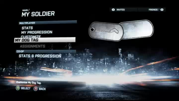 how to complete assignments on battlefield 3