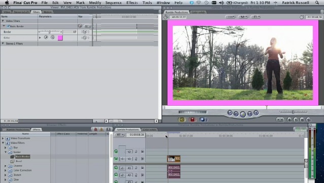 how to save final cut pro video