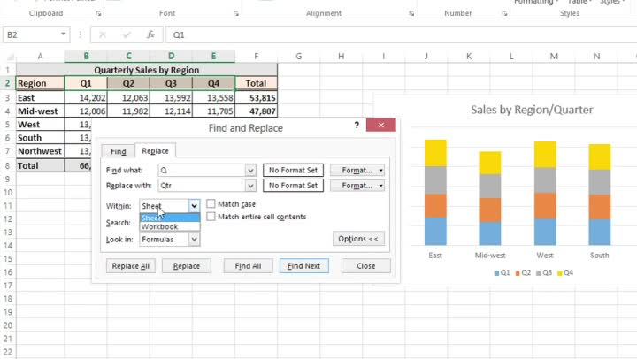 how to put a title on microsoft excel