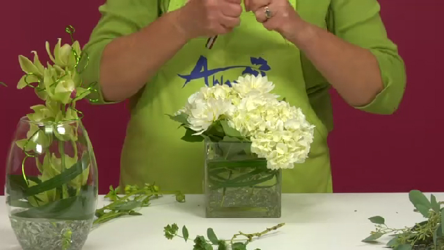 Video how to make simple elegant wedding centerpieces