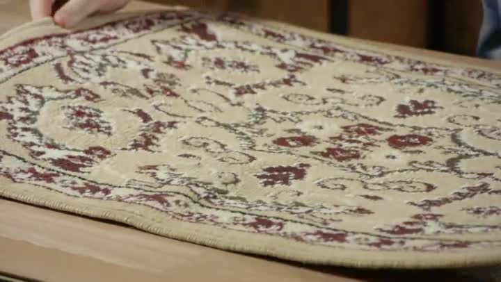 Video: How to Get a Rug to Stick to Hardwood Floors | eHow
