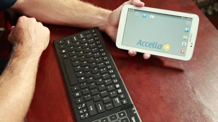 How to connect keyboard to android tablet