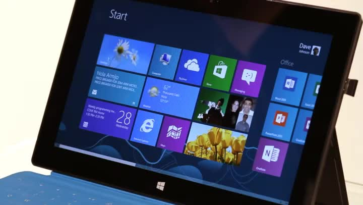 how to change windows 8 start screen