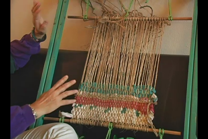 video materials techniques for weaving on a frame loom ehow