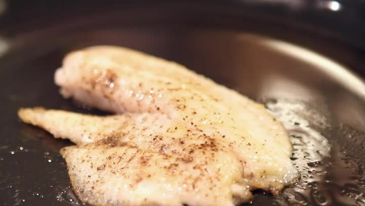 Video how to cook tilapia fish ehow for How to cook tilapia fish