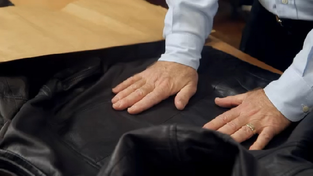 Video How To Unwrinkle A Leather Jacket Ehow