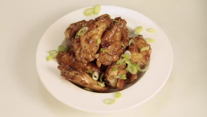 Video: Braised Chicken Wings With Star Anise & Ginger Root | eHow
