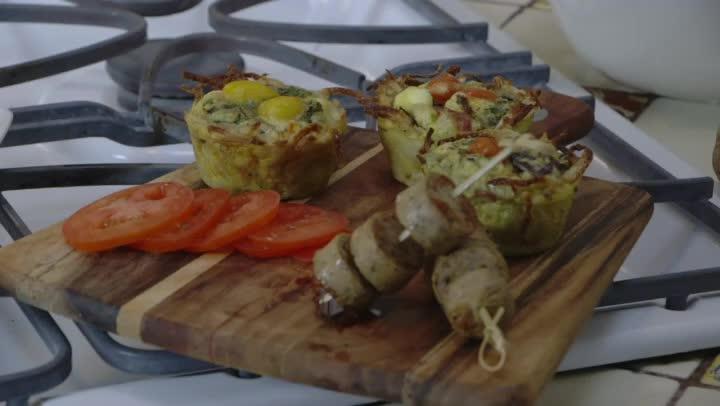 how to make potato scones video