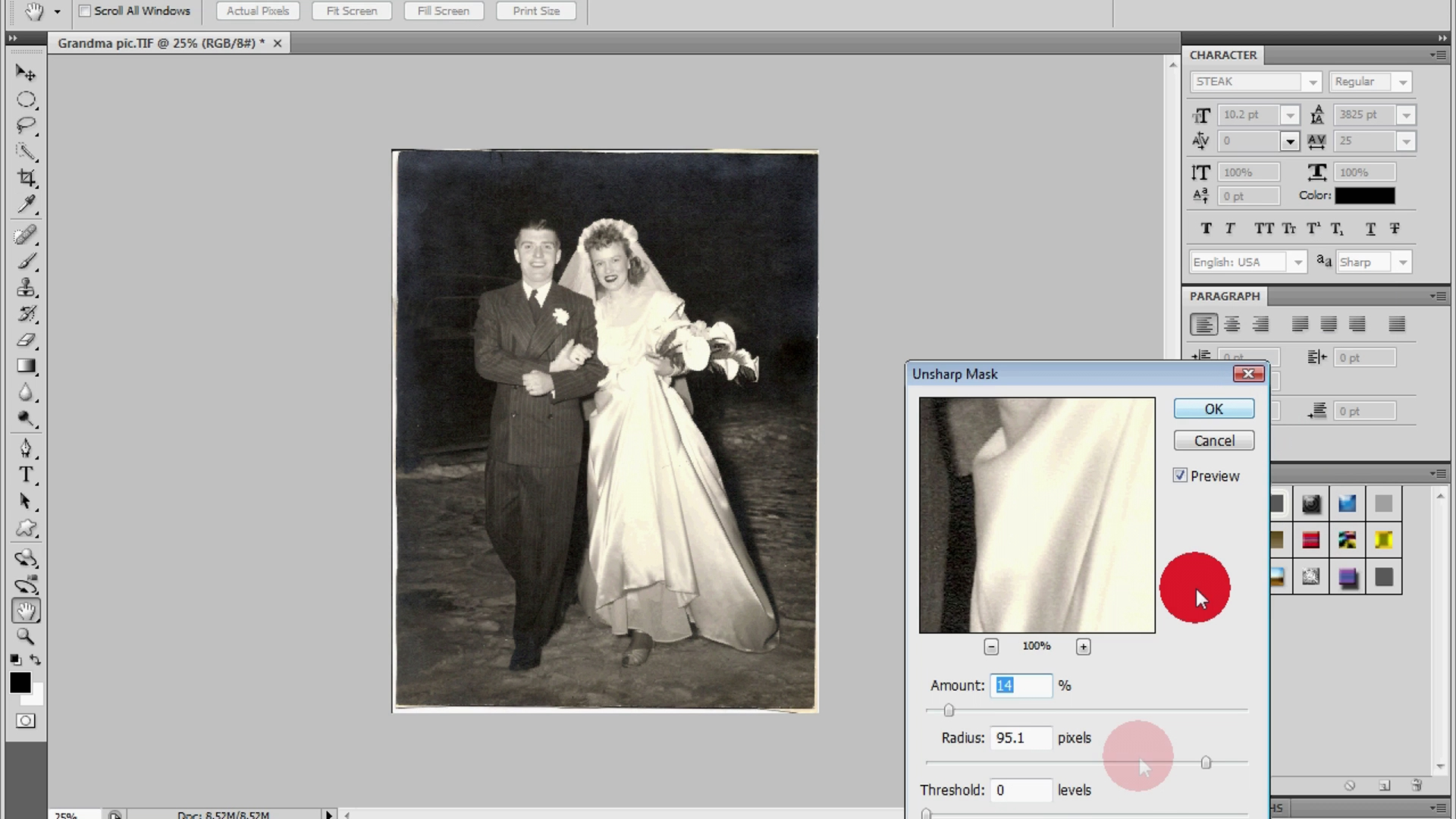video how to restore old photographs ehow