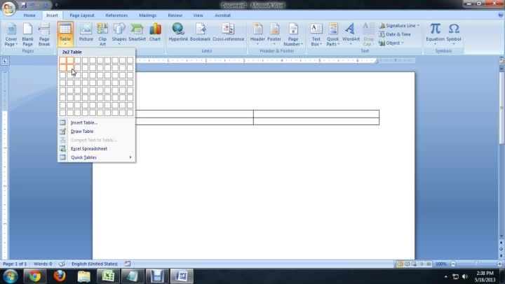 Video how to change the margin just for the table in for Table th margin
