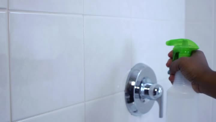 video how to clean shower tile grout ehow