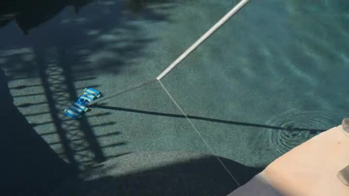 Video draining a pool with broken glass ehow - Can you over shock a swimming pool ...