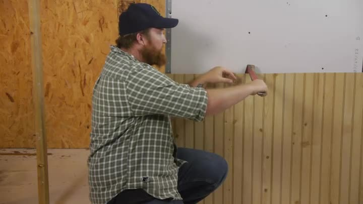 Video How To Remove Wood Paneling From The Walls Ehow