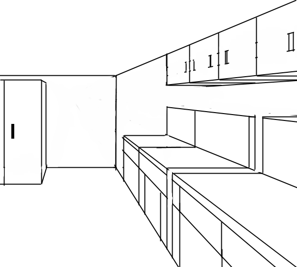 How to design a 3d kitchen using adobe photoshop it for Disegnare cucina 3d online