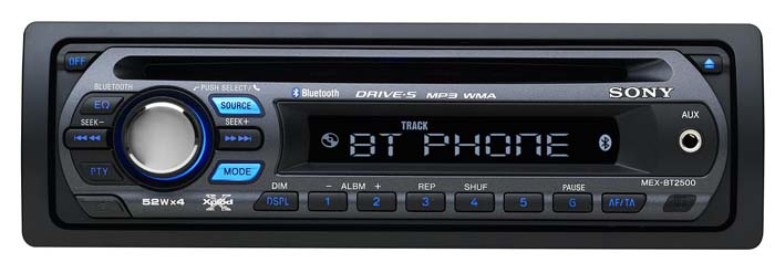Hook up cell phone to car radio