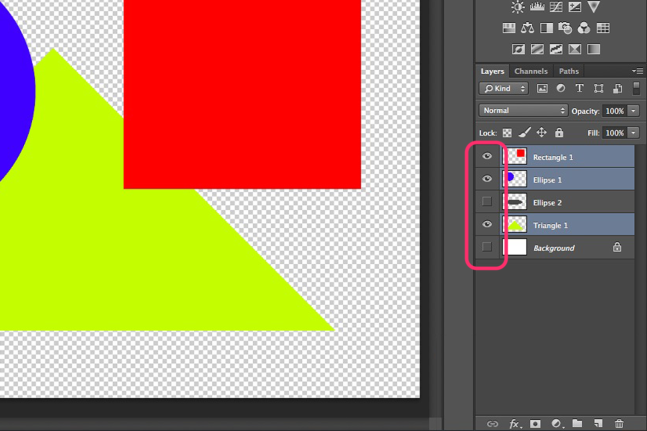 bHow Do I Merge Layers in Adobe Photoshop?