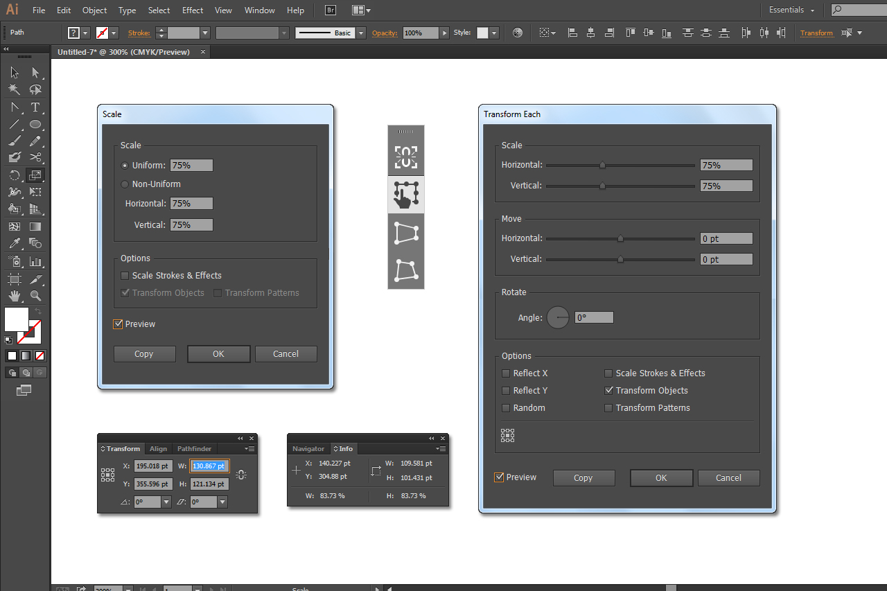 bHow to Resize Images in Illustrator
