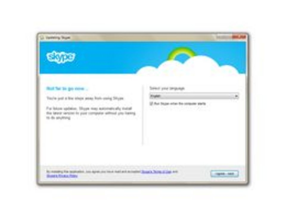 how to close old skype account