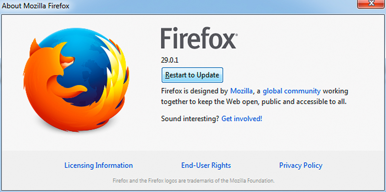 bHow to Update Firefox