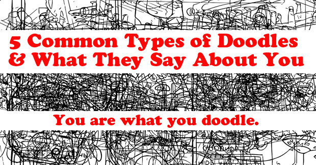 what your doodles really say about you arrows for - 620×324