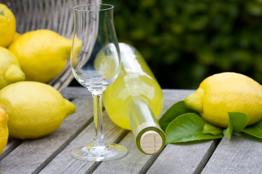 Homemade Limoncello Recipe | eHow Food | eHow