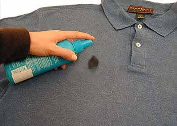 Video how to remove ink stains from fabric ehow for How to remove ink stain from cotton shirt