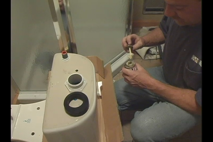 nice how to install a toilet tank Part - 1: nice how to install a toilet tank ideas