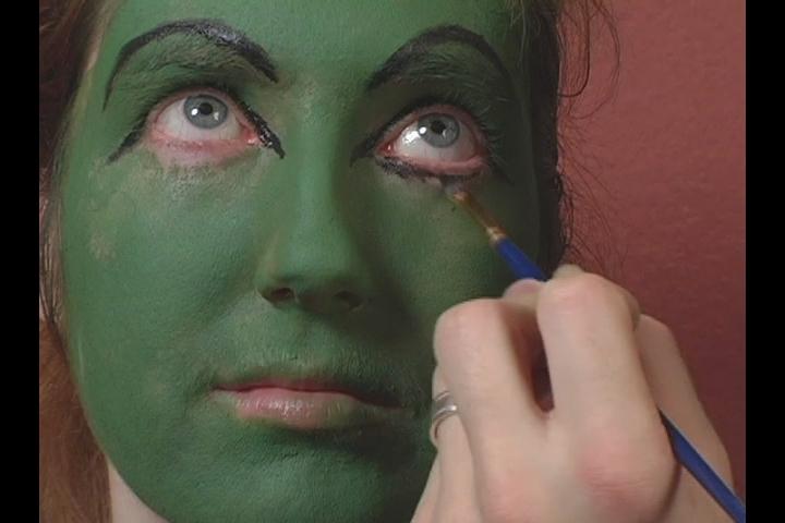 Witches Makeup How To Apply - Mugeek Vidalondon