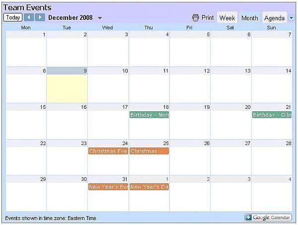 Share Google Calendar Outside Organization : How to install a calendar in facebook group techwalla