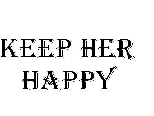 how to keep ur girlfriend happy
