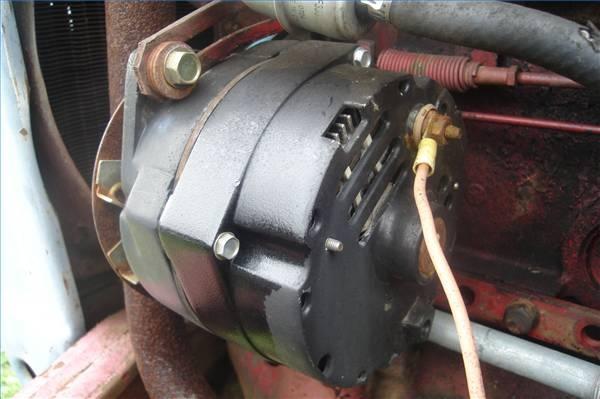 Chevrolet One Wire Alternator Wiring Diagram Nilzanet – One Wire Alternator Wiring Diagram Chevy