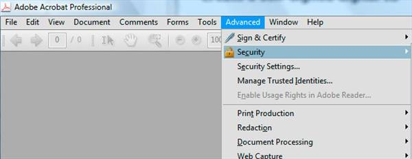 create signature on pdf acrobat