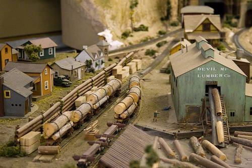 Do It Yourself Model Train Layout Our Pastimes