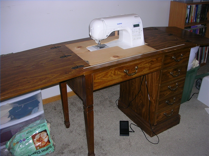 Sewing Table Victoria