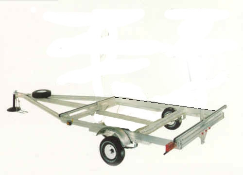 How To Build A Kayak Boat Trailer Gone Outdoors Your