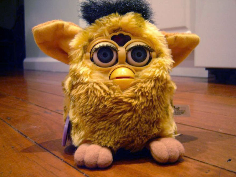 how to make a furby