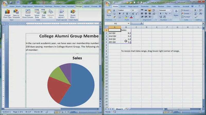 How To Make A Diagram In Microsoft Word 2007 | Diagram
