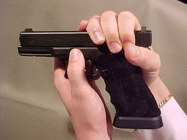 Field strip a glock clip
