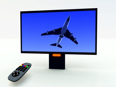 bHow to Set the Aspect Ratio for an HD Wide Screen TV
