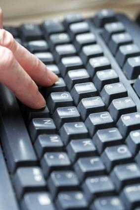 How do I fix a misbehaving keyboard?