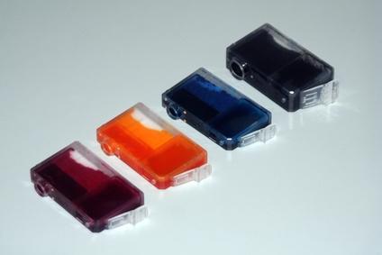 A HP Printer Wont Print In Color