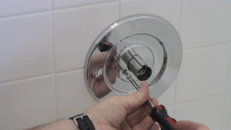 Video  How To Repair A Leaky Bath Faucet   EHow. How To Stop Leaky Faucet   Cleandus com