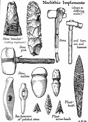 What tools did the archaic indians use that the paleo for Gardening tools word search