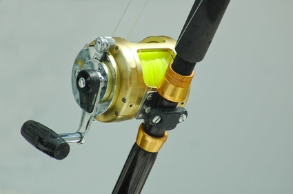 Bait casting vs spin casting gone outdoors your for Best fishing line for bass baitcaster
