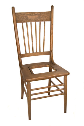 How To Replace A Missing Antique Chair Seat Our Pastimes