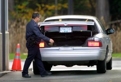 Us Citizen Driving Canada Rental Car