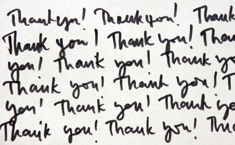 How To Write Thank-You Letters To College Admissions Officers